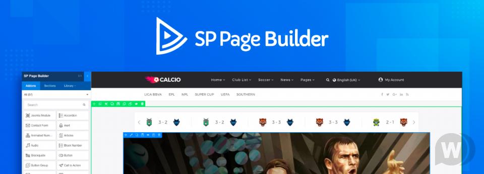 SP Page Builder Pro v3.7.9 – Joomla Page Builder