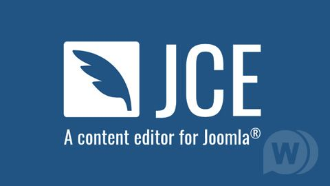 JCE Pro Content Editor v2.9.1 – visual editor for Joomla