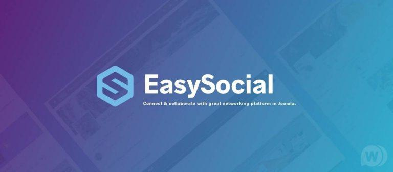 EasySocial Pro v3.2.13 – social networking component for Joomla