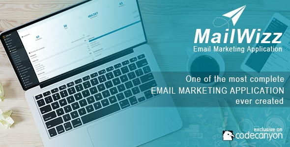 MailWizz v2.0.29 – Email Marketing Application