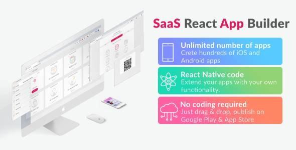 React App Builder V12.0.1 – Unlimited number of apps