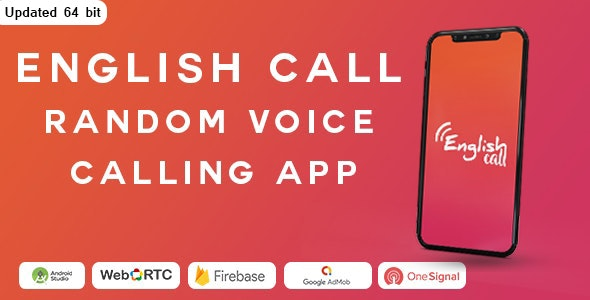 Random Voice Call App With Strangers v1.9