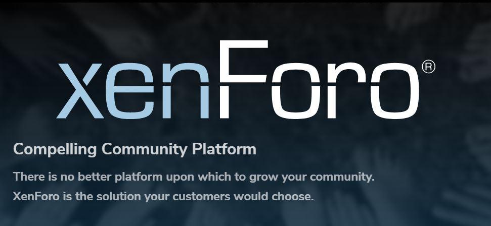 XenForo v2.2.7 – Compelling community forum platform