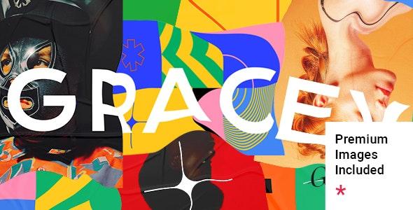 Gracey v1.0 – Creative Portfolio Theme
