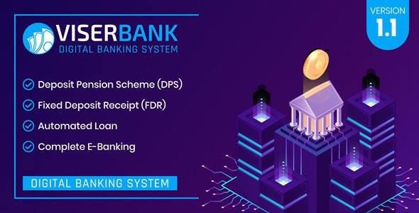 ViserBank v1.1 – Digital Banking System